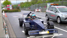 Formel fahren Nürburgring Nordschleife