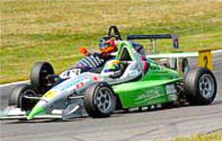 Formel selbst fahren Dijon Prenois in Frankreich, nahe Genf, Zürich, Schweiz