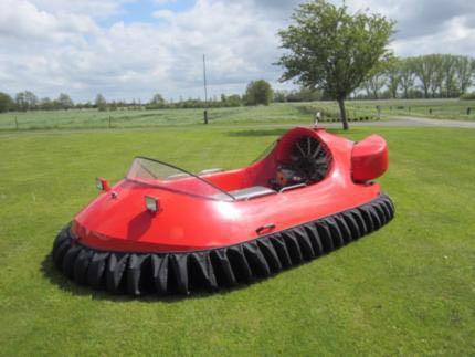 Hovercraft anmieten