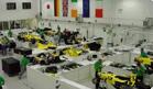 Formel 1 Fabrik Besichtigung