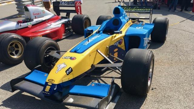 Formel 1 Rennfahrer für einen Tag
