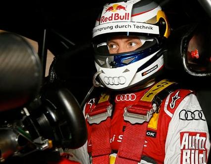 Dtm Renntaxi Co Pilot  Nürburgring