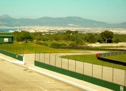 Renntaxi Co Pilot mitfahren Rennstrecke Mallorca