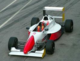 Formel Renault Doppelsitzer