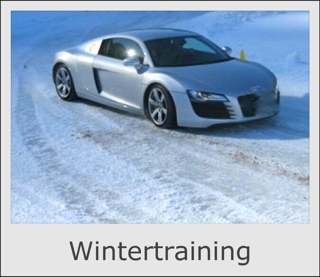 PKW Winter Fahrertraining