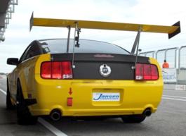 Sportwagen mitfahren Rennstrecke