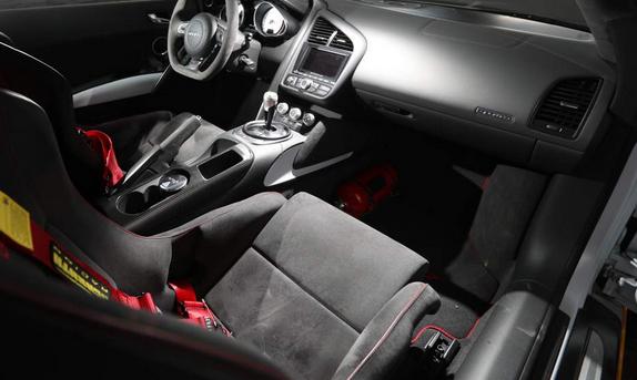 Audi R8 Renntaxi Event