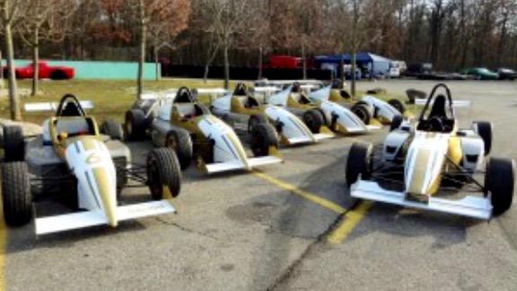 Formel selber fahren Motorsport Event Sachsenring