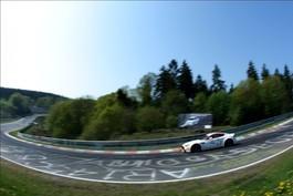 Nürburgring Nordschleife Co Pilot Sportwagen Renntaxi