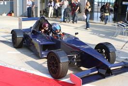 Lausitzring Rennstrecke Formel wagen