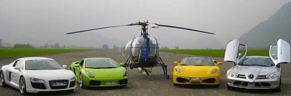 Sportwagen mieten Wochenende