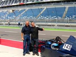 Formel Lausitzring selber fahren