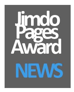 Jimdo Pages Award Bild