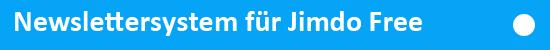 Newslettersystem für Jimdo free