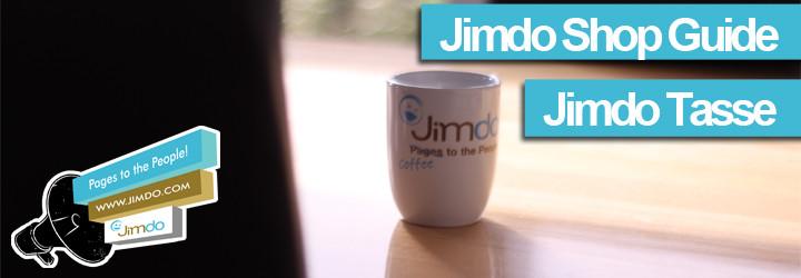 Jimdo Tasse - Jimdo Goodies Shop