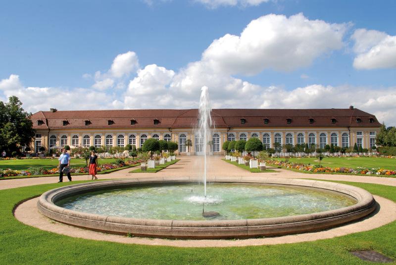 Orangerie Ansbach (Foto Albright)