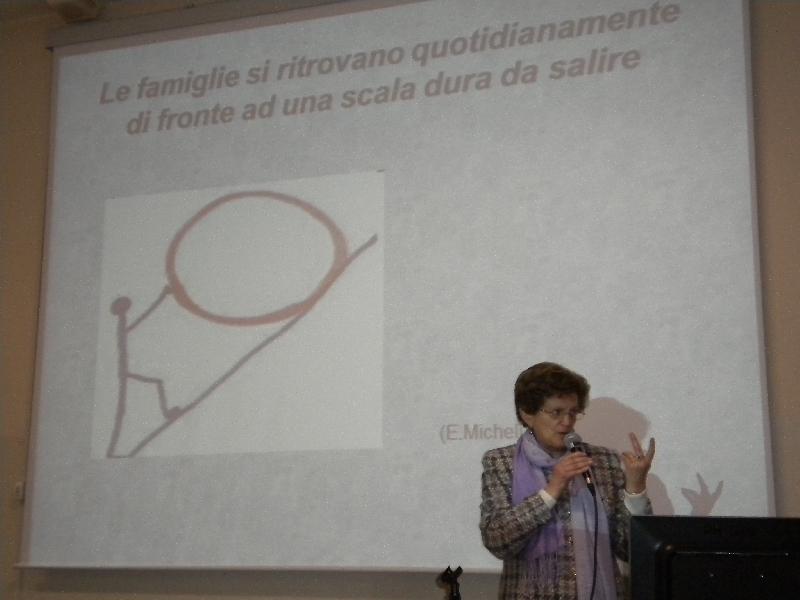 Dott.ssa Cristina Gazzi - Comunicazione della diagnosi e coinvolgimento della famiglia