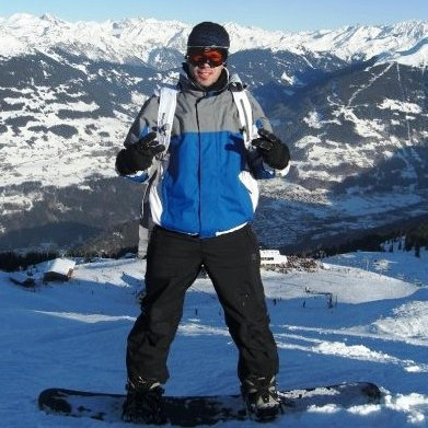 Niels Gremm Personal Training Mannheim Snowboard
