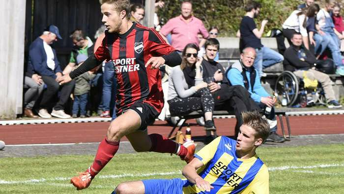 Gegen den TSV Bad Wiessee (0:0). April 2017