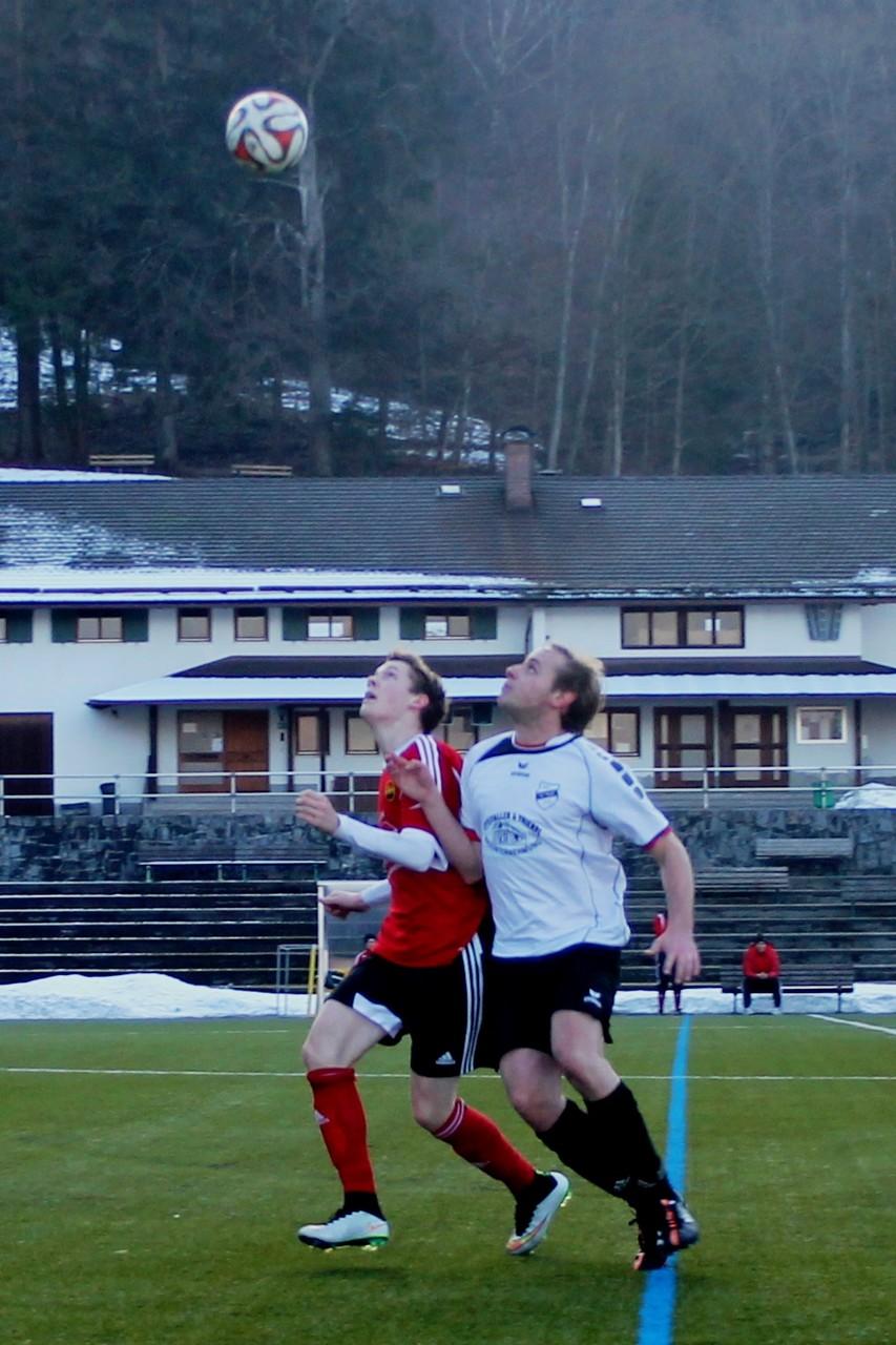 Testspiel SC Wall - TSV Otterfing (1:2) am 27.2.2016