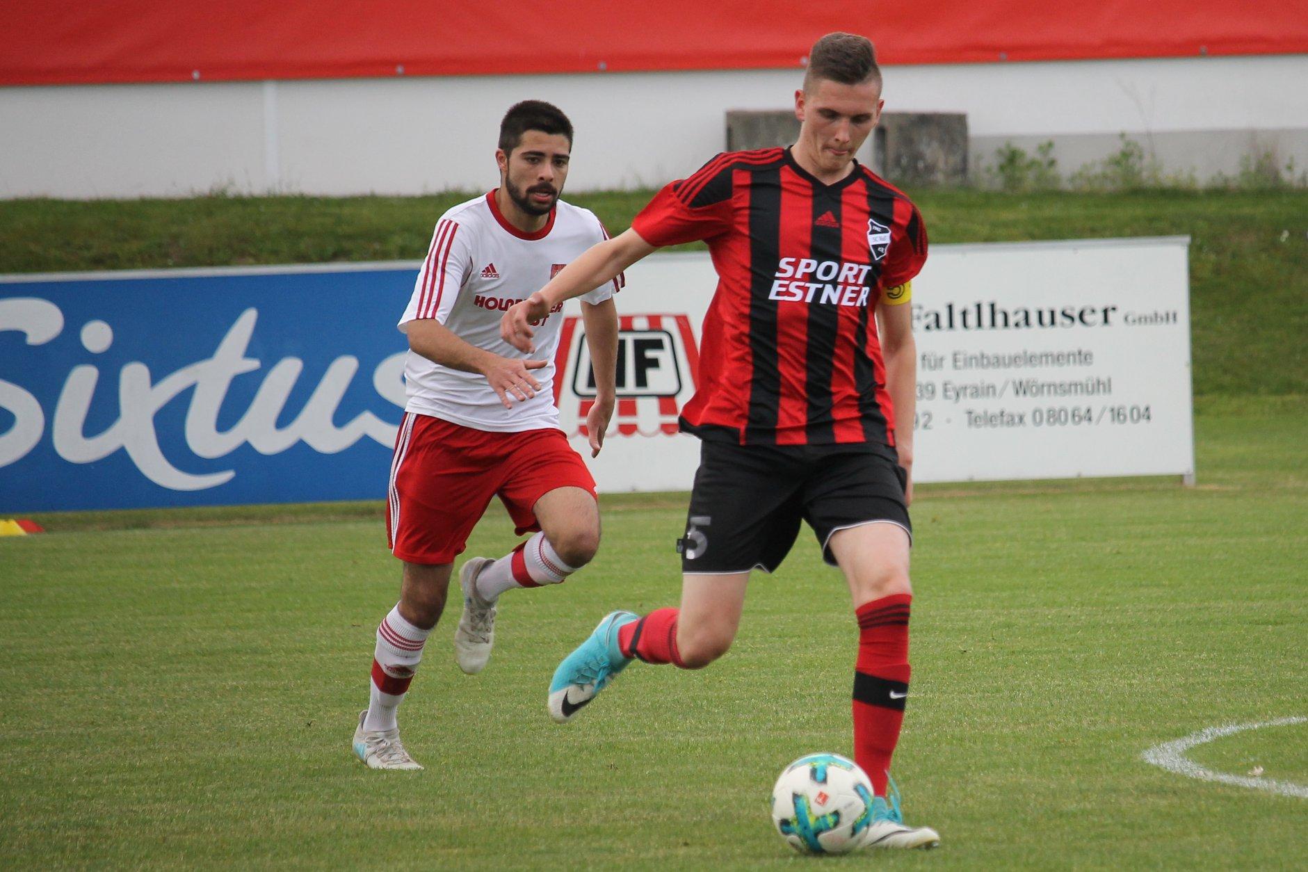 Beim SV Miesbach (0-2) am 10.5.2018