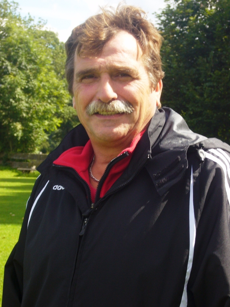 Trainer Roland Kulas