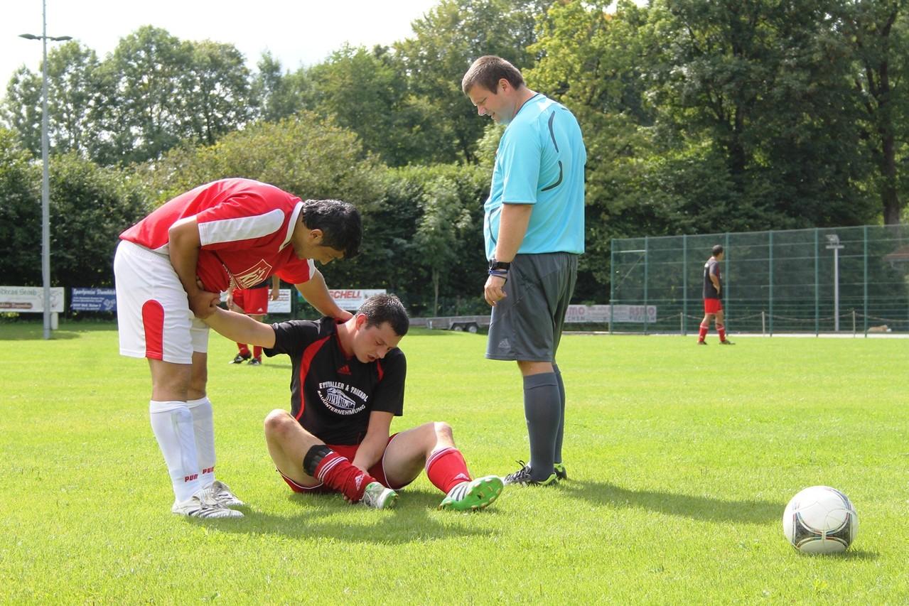 Tut's noch weh? 1:0 gegen Genclikspor Bad Tölz II. Saison 2013/2014
