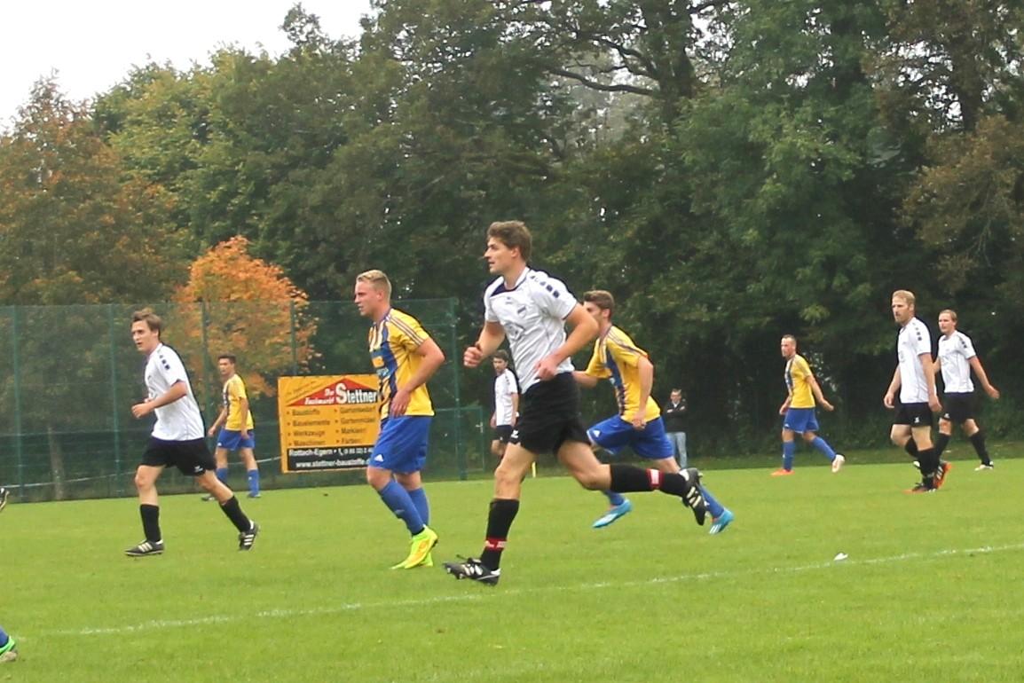 Gegen den TSV Schliersee, Herbst 2014