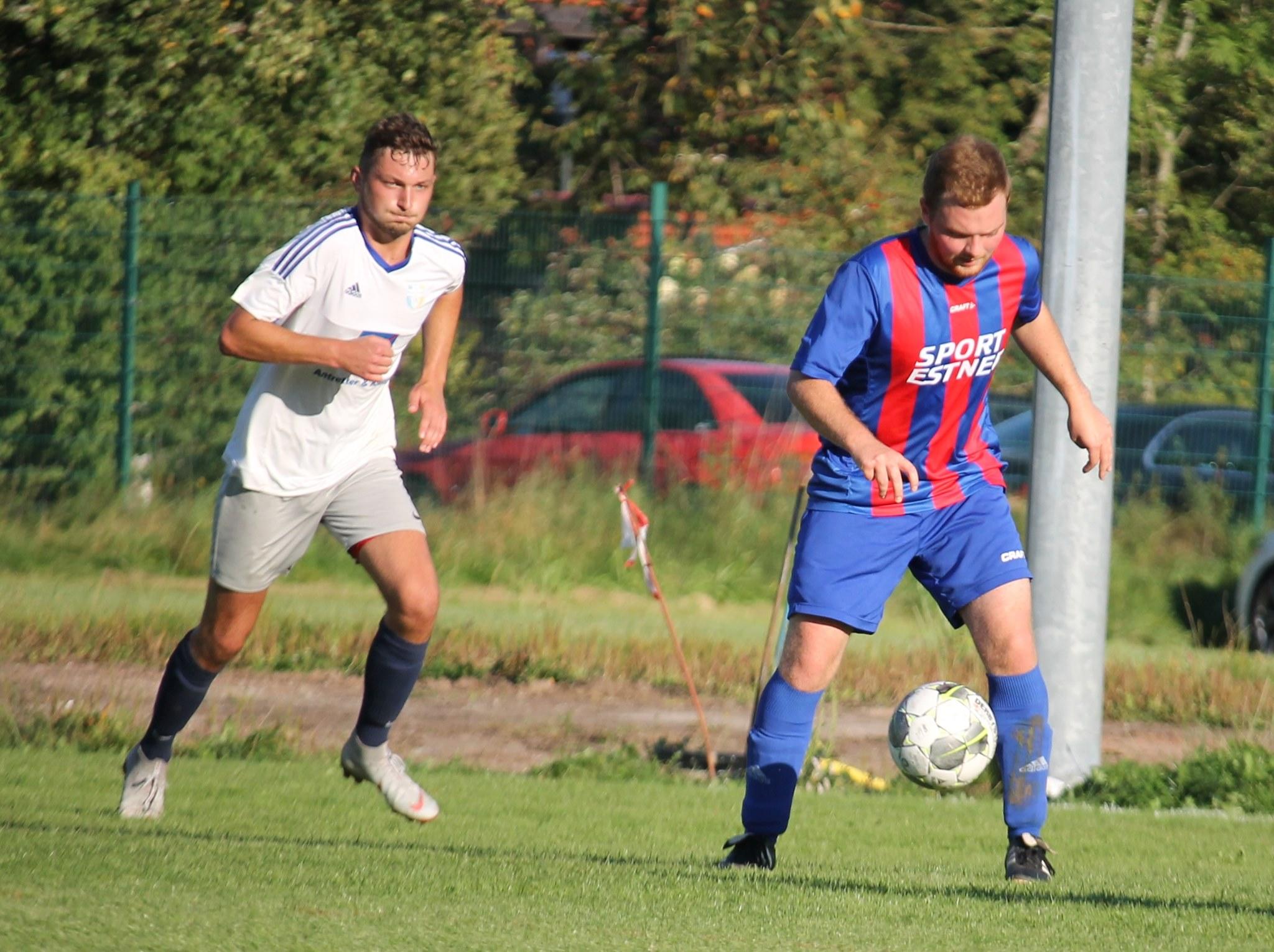 Beim TSV Schliersee II am 15.9.2019