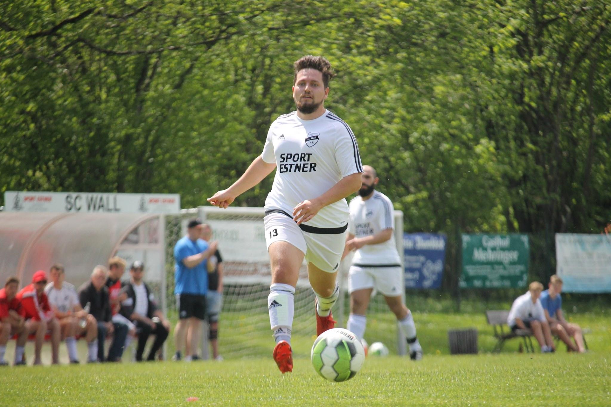 Gegen den TSV Hartpenning (2-0) am 19.5.2019