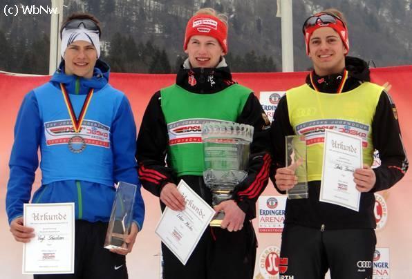Die 3 Gesamtsieger-DSV-Joska-DP-NK-2011/2012