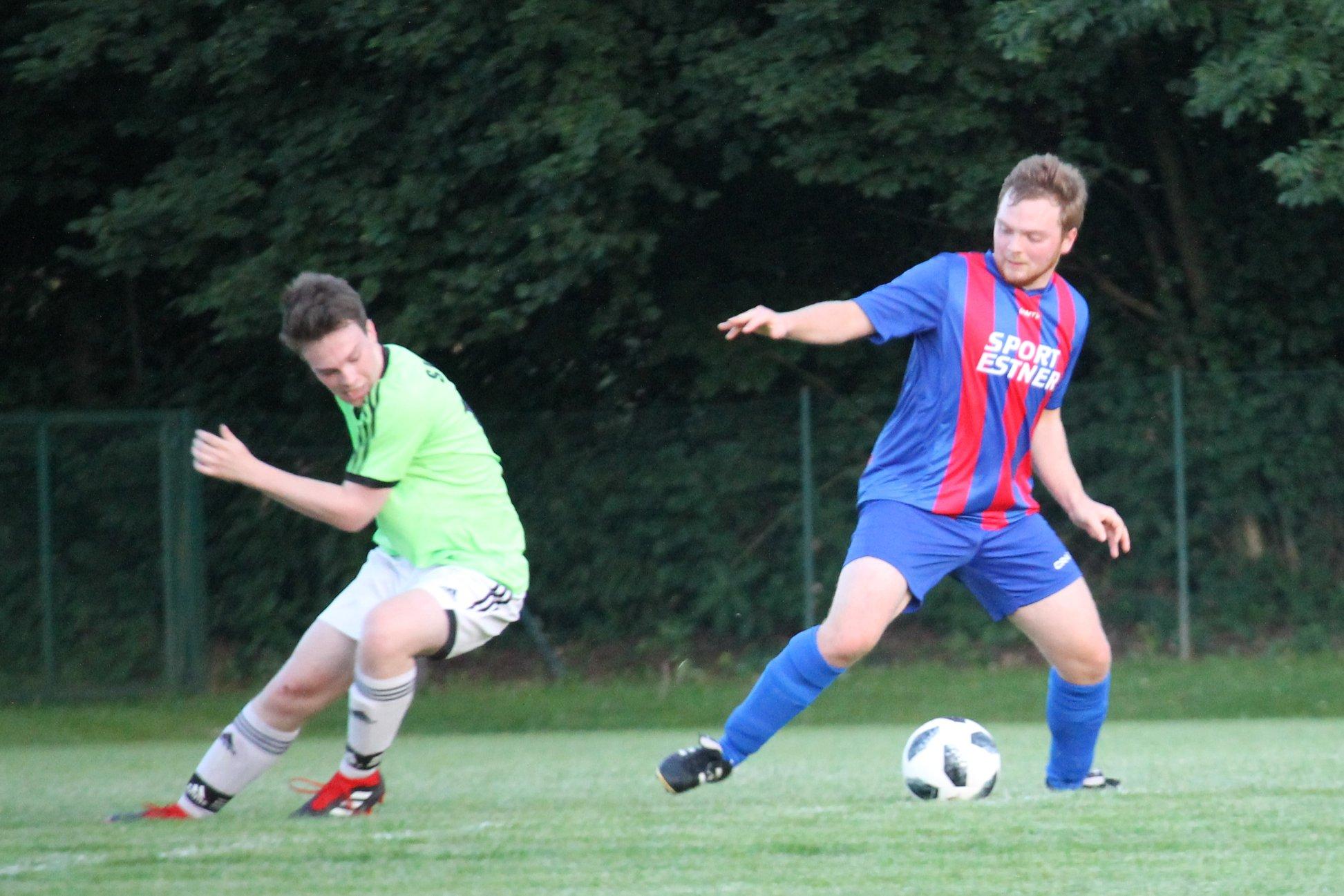 Gegen SV Arget II (0:4) am 9.8.2019