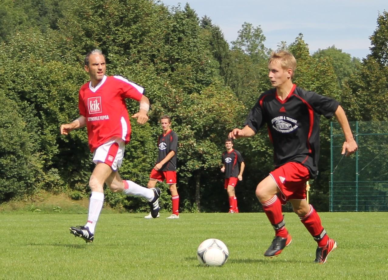 Gegen Genclikspor Bad Tölz II (1:0). Saison 2013/14