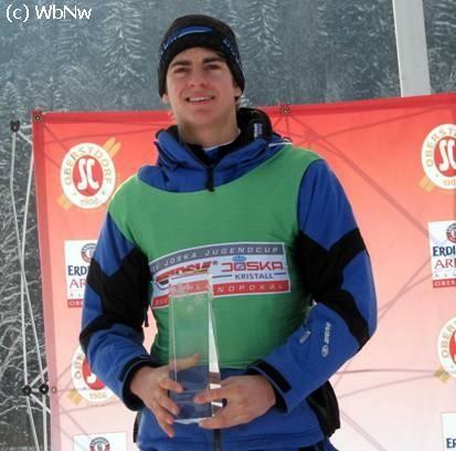 Benedikt Stoib-Gesamtsieger 2009/2010