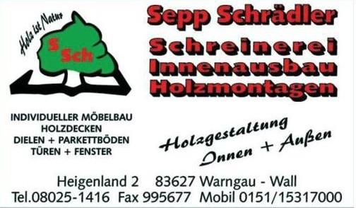 www.schreinerei-schraedler.de
