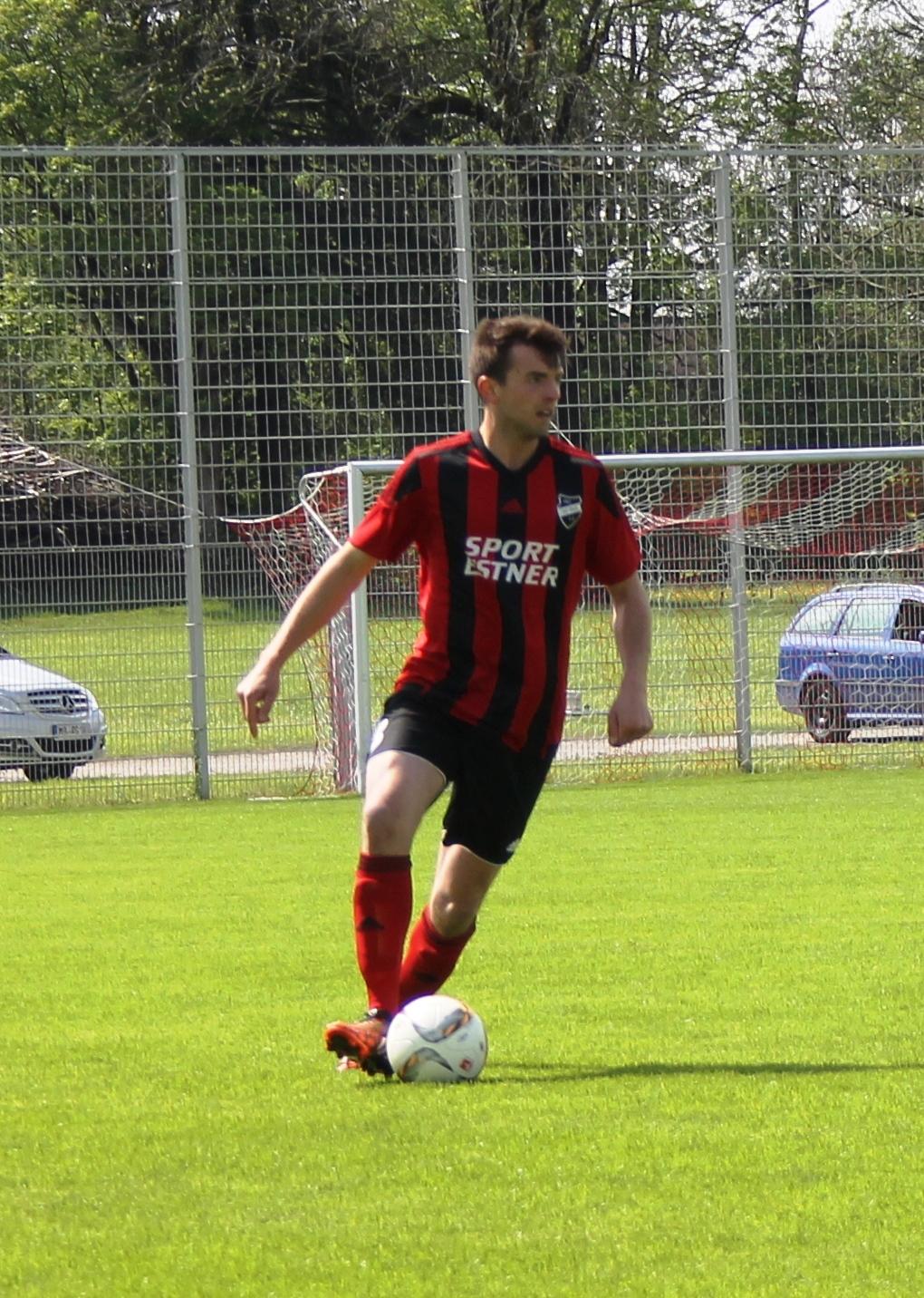 Derby gegen SF Gmund (6:2) am 14.5.2016