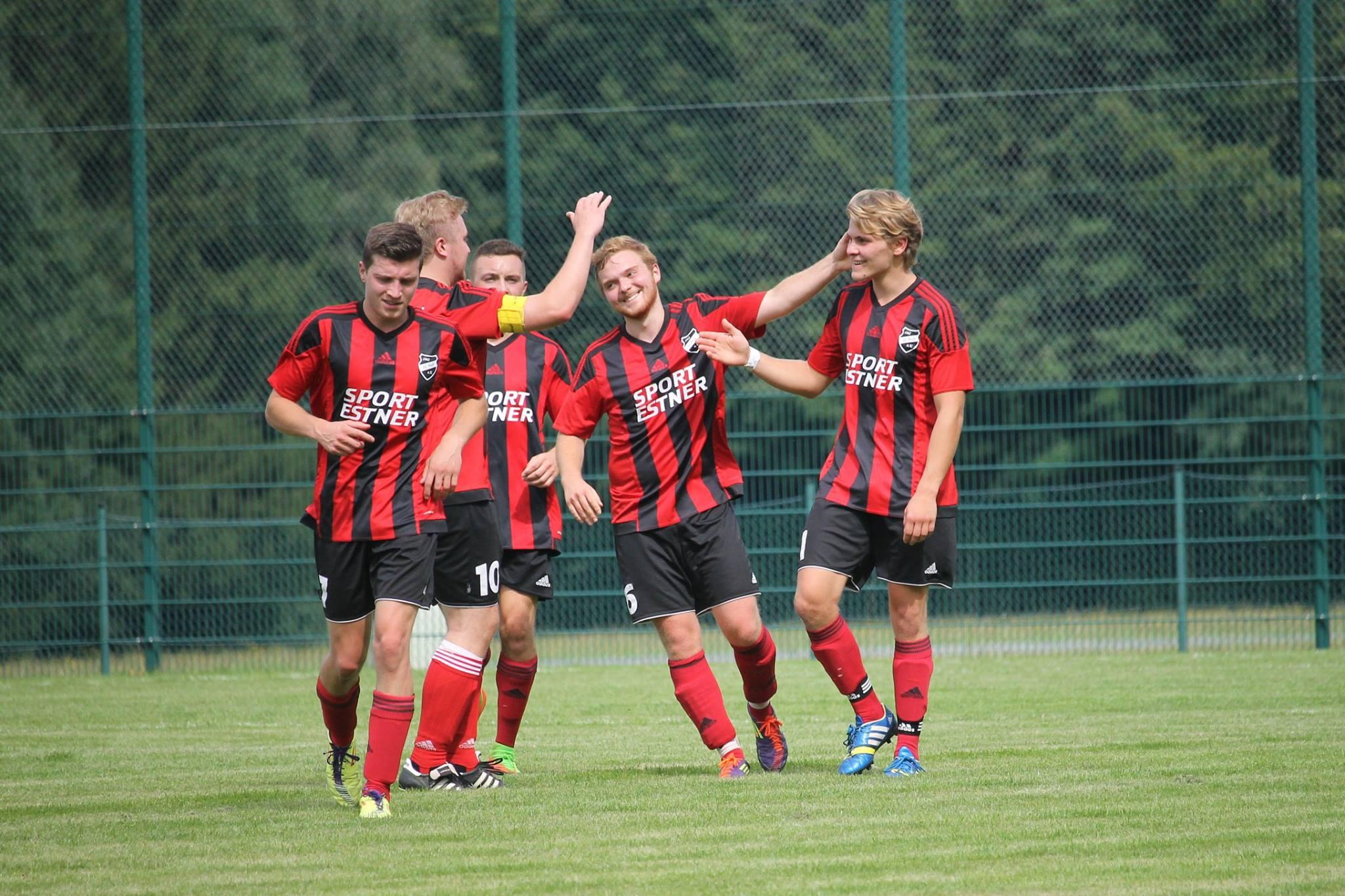 Gegen FC Hausham 07 am 15.08.2017