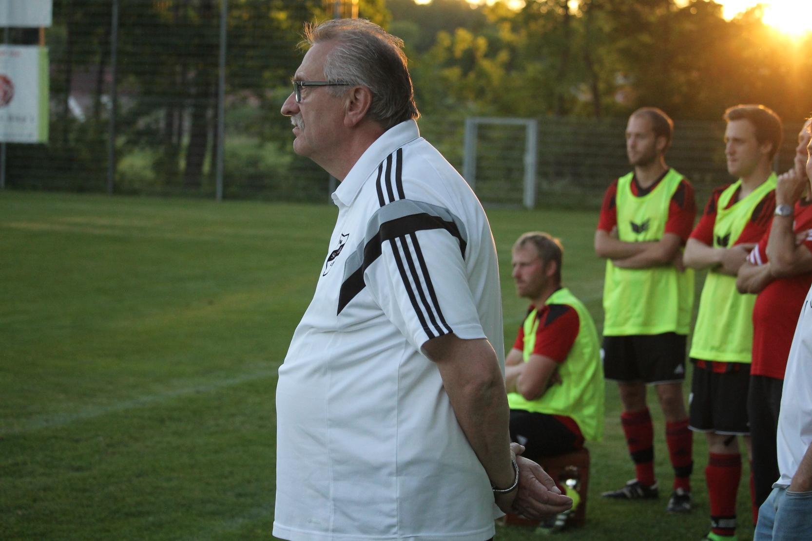 Relegation gegen FF Geretsried. Juni 2017