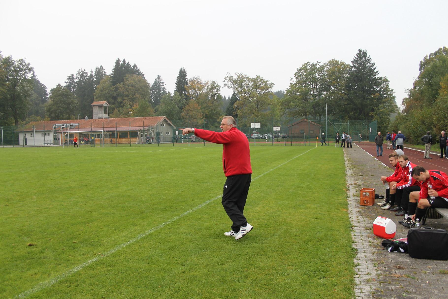 Gegen TSV Schliersee Herbst 2014