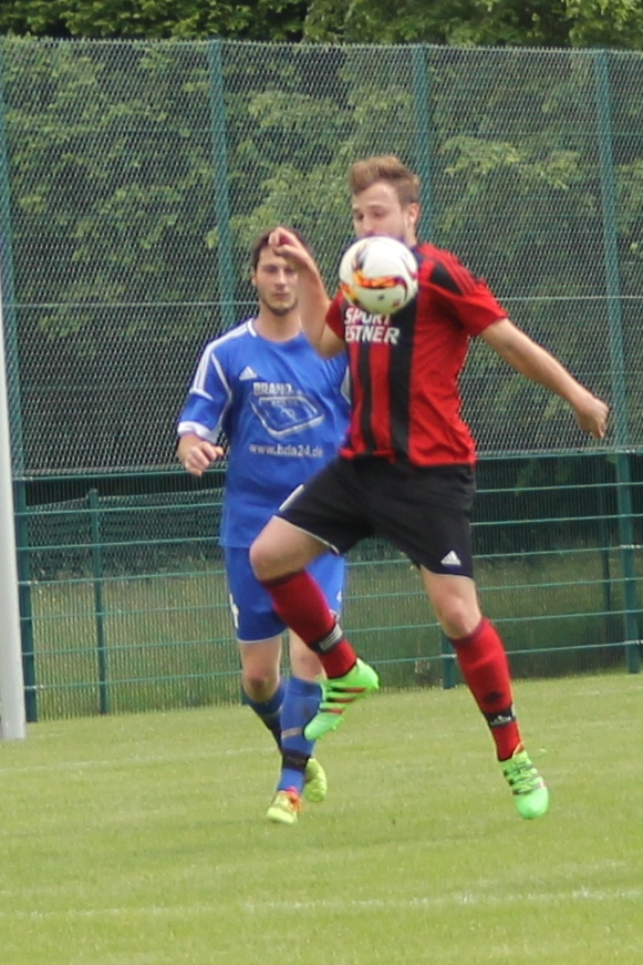 Relegation gegen TSV Irschenberg. Juni 2016