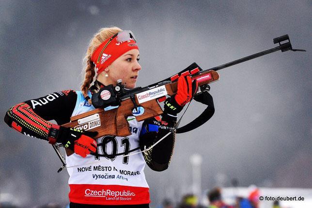 Nachwuchssportlerin Steffi Scherer, Miesbacher Merkur 2017/2018