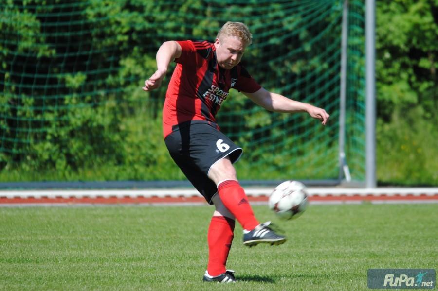 Gegen FC Real Kreuth II (1:2) am 4.6.2015