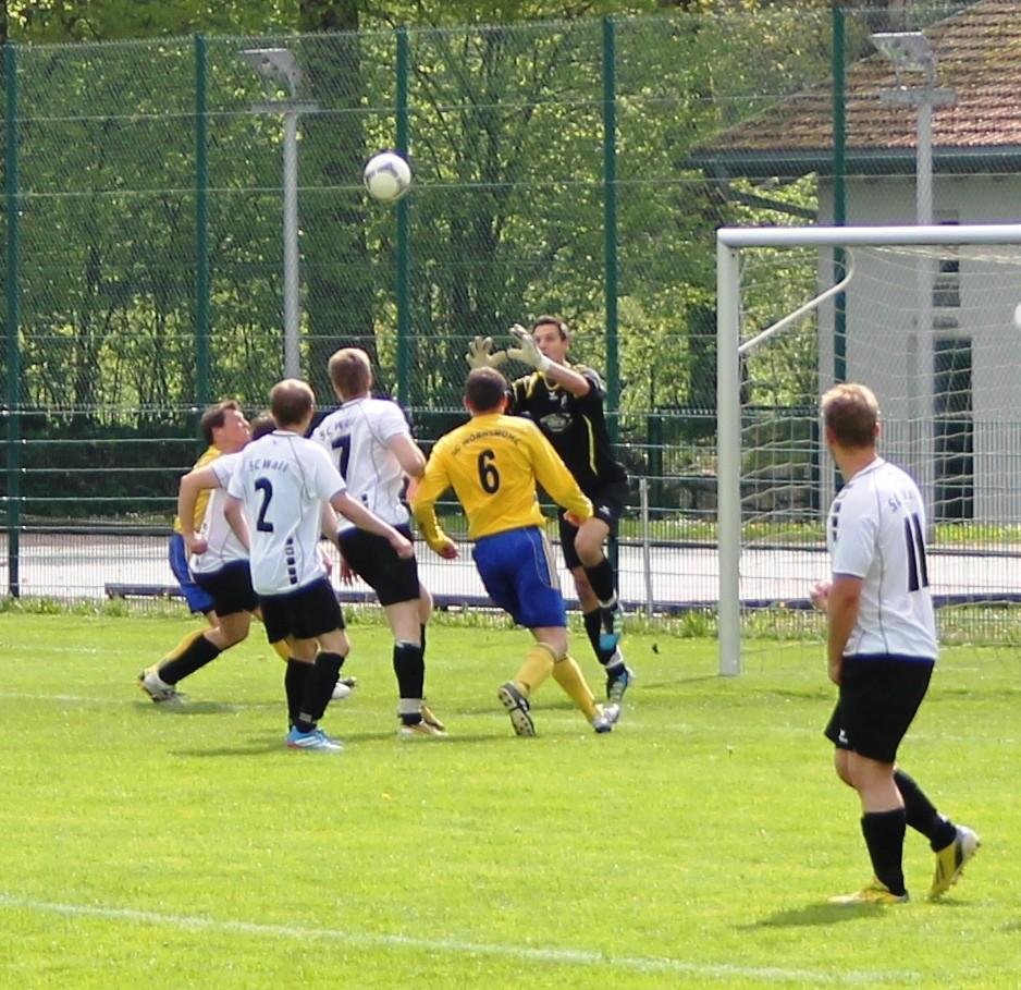Gegen SC Wörnsmühl, Saison 2013 / 2014