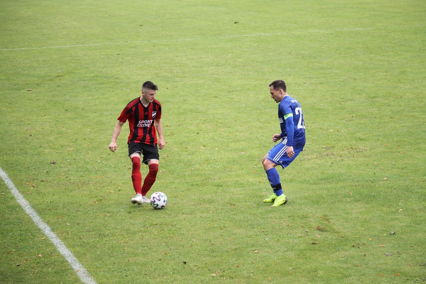 Beim TSV Hartpenning (1-7) am 1.8.2021
