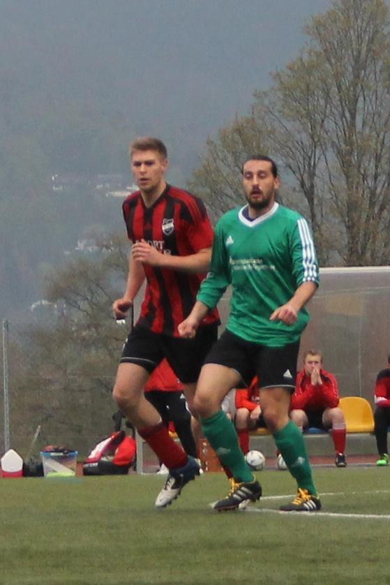 Gegen den TSV Bad Wiessee (0:1) am 24.4.2016