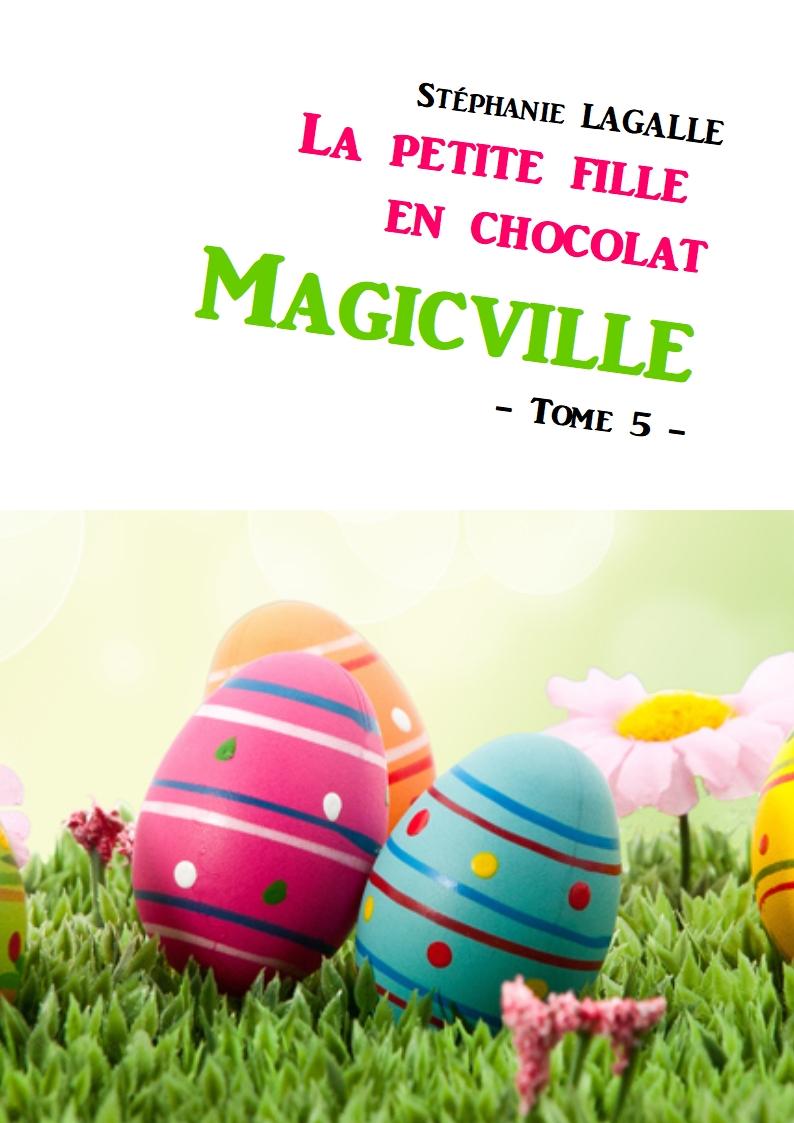Couverture provisoire Magicville - tome 5