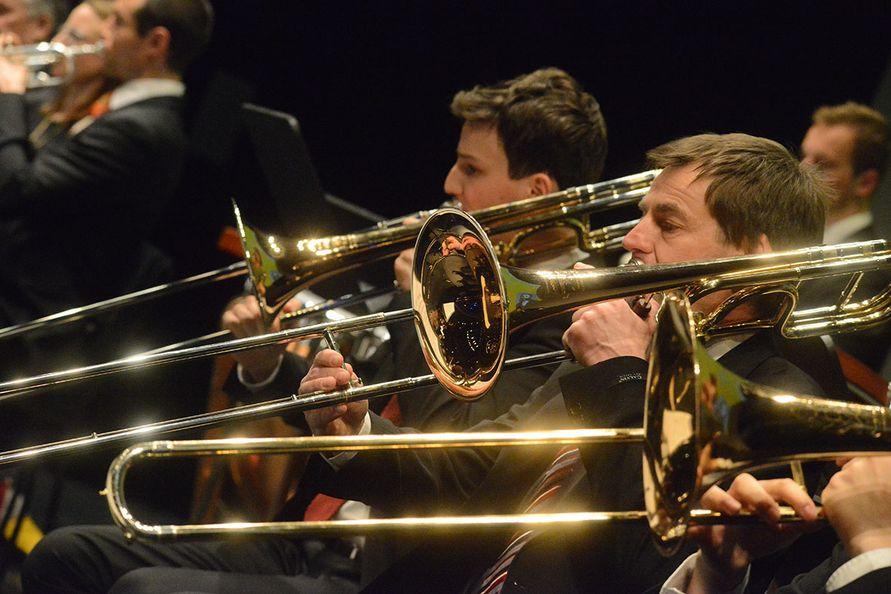 Foto: Zore - Der Posaunensatz der Neuen Sinfonie Villach