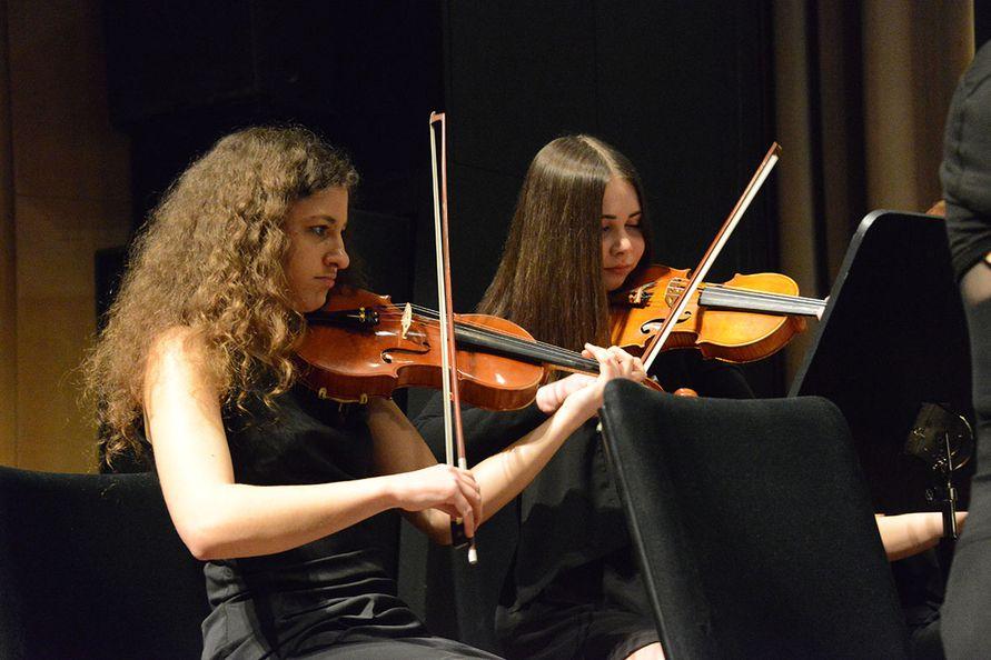 Foto: Zore - Der Streichernachwuchs der Neuen Sinfonie Villach
