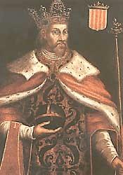 Pedro III de Aragón el Grande  (Valencia 1240- Villafranca del  Penedés 1285)
