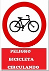 Caos ciclista en València